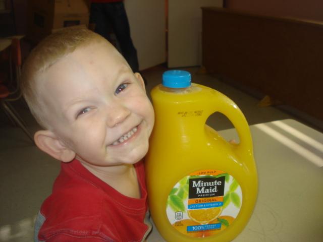 MAH Orange Juice 12 028
