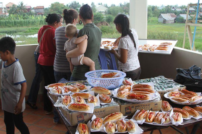 Food in cambodia
