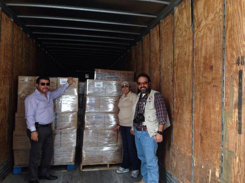 Shipment arrives Sept 25, 2013