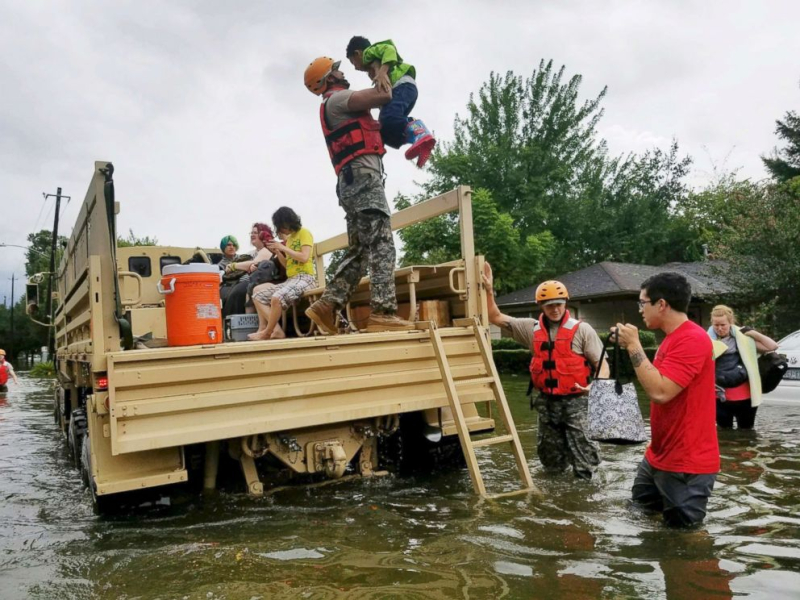 Hurricane Harvey2