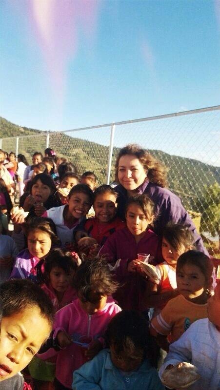 Puebla - 100 kids